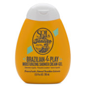 Sol de Janeiro Brazilian 4 Play Moisturizing Shower Cream-Gel 13 fl oz (2018)
