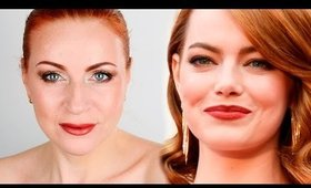Emma Stone Oscars 2017 inspired makeup tutorial