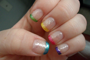 Couldn't decide on a color.. so why not all five! :)