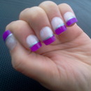 spring purple(: