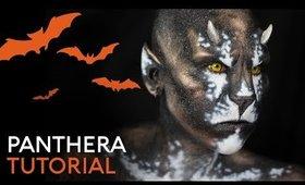 Panthera | Cristress of the Dark | FX Makeup Tutorial