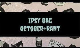 Ipsy Bag October + Rant