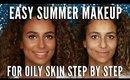 Brand New Easy Summer Foundation Routine For Oily Skin - mathias4makeup