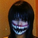 MILEENA MORTAL KOMBAT Makeup