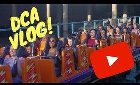 Last Day at Disney! DCA Vlog!