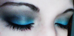 Urban Decay Peace - One of my favorite blues...