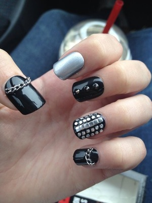 My nails as of now. :)