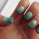 Mint Ombre