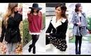 Rainy Days Outfit Ideas + Makeup Look ♡ ThatsHeart