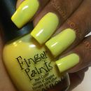 Finger Paint Lemon Sour