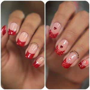 http://www.estilopropriobysir.com/2014/12/unha-para-o-natal-glitter-vermelho.html https://www.facebook.com/EstiloProprioBySir http://instagram.com/sicaramos