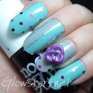 For more nail art visit http://Glowstars.net
