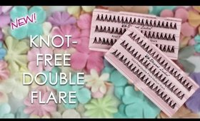 NEW Knot Free Double Flare Lashes