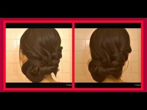 Prime 2 Quick Amp Easy Everyday Hairstyles For Medium Long Hair French Short Hairstyles For Black Women Fulllsitofus