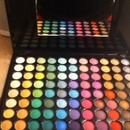 my new makeup palette