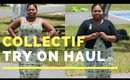 Collectif Clothing Try on Haul   Plus Size