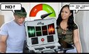 COUPLES LIE DETECTOR TEST (DID HE REALLY CHEAT!)