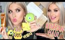 Korean Beauty Haul! 💸 Pokemon Makeup, Peel Off Masks, DIY Brow Tattoo & More!