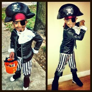 my son the pirate! 2011