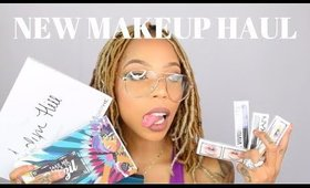I GOTTA STOP SPENDING $ ON MAKEUP HAUL | J DEVINCI