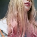 New pink hair <3 Punky Color pastel pink!