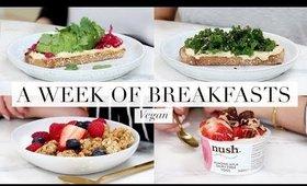 A Week of Breakfasts #3 (Vegan/Plant-based) AD   JessBeautician