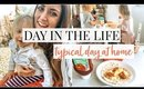Day in the Life: Typical Day at Home with Twins! | Kendra Atkins