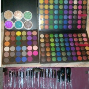 Very colorful. I can not wait to see what i come up with ツ