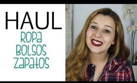 Haul: Ropa de otoño - Zara, Primark, Bagsmetoo