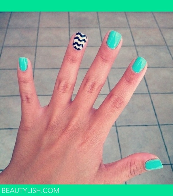 My Pretty Nails Sarah R S Photo Beautylish