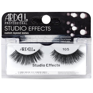 Studio Effects Lashes 105 Black