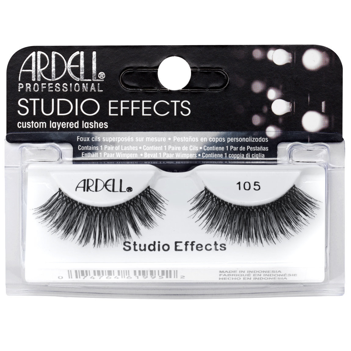 232b34e4969 Ardell Studio Effects Lashes 105 Black | Beautylish