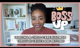 Leadership In The Child Care Business Post-Crisis
