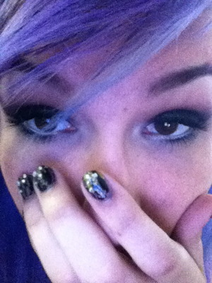 ps-these are my real lashes.
