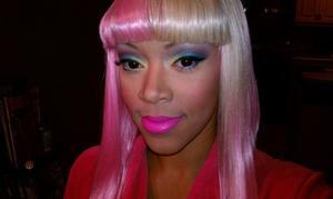 My version of Nicki Minaj, Halloween 2011