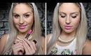 Fushia Pop ♡ Spring Maybelline Drugstore Makeup Tutorial ♡