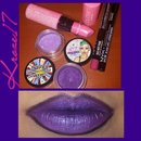 Twisted Purple Details!