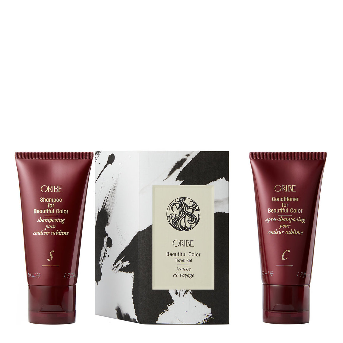 Oribe Beautiful Color Travel Set product smear.