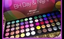 BH Cosmetics Day&Night Pallet Review & Swatches