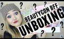BEAUTYCON BFF WINTER UNBOXING