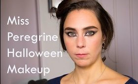 Missperegrine Makeup Tutorial Eva Green