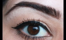 Perfectly Shaped Eyebrows Tutorial