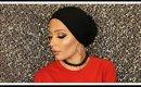 How To Turban Bun Tutorial       *Hijab*
