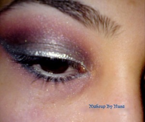 New Years eve makeup of 2011