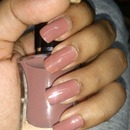 Girls wat r u wearing today??  Suggest some nail art for this color too..
