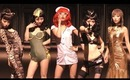 Sexy Coutumes ~ Police,Nurse,Cleopatra,Minitaly Fly,Pussycat ~