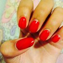Red Gel Nailz! ❤️✨