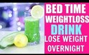 Bedtime Drink That Reduces Stomach Fat Like Crazy Results Guranteed| SuperPrincessjo