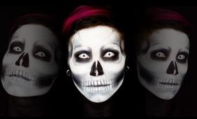 Skulltastic Makeup
