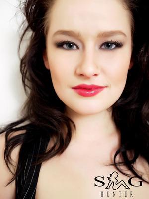 makeup + Hair + Model